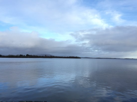 Oughterard, Irland: lake again