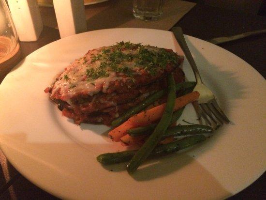 The Fat Chef : Egg Plant Parmigiana