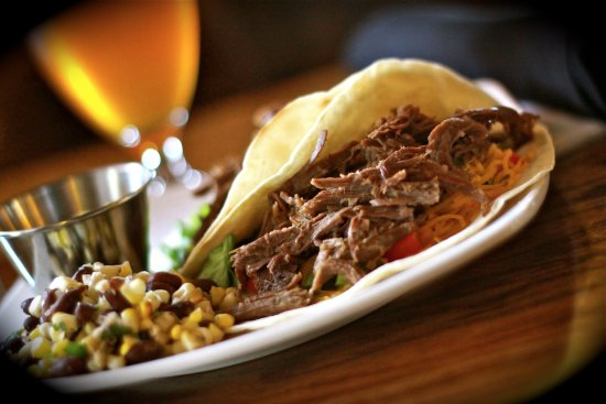 Minocqua, WI: Pulled Beef Tacos