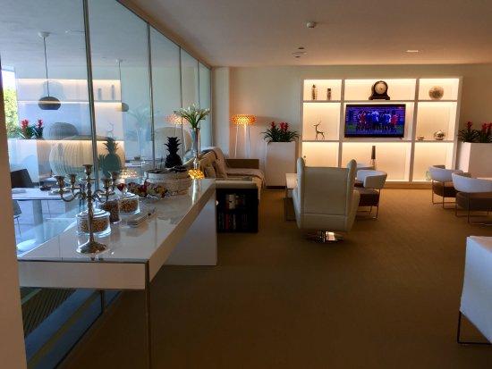 Melia Palas Atenea: 'The Level' Lounge
