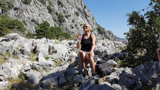 Cortijo Las Piletas: Hiking in Grazalema