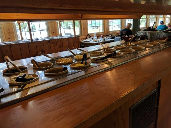 Indian River, MI: Christopher's Cafe