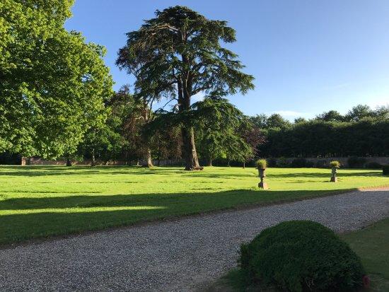 Haute-Normandie, Frankrike: Le parc