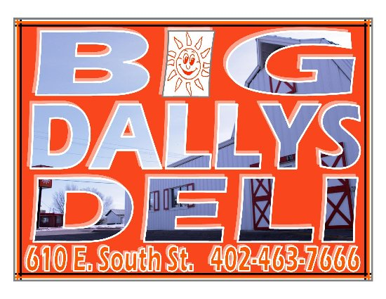 Big dallys deli 2 store picture of big dallys deli hastings big dallys deli big dallys deli 2 store sciox Image collections