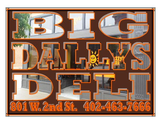 "Hastings, NE: Big Dally""s Deli Downtown"