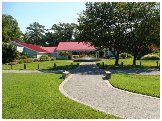 Deltaville, VA: Pavilion