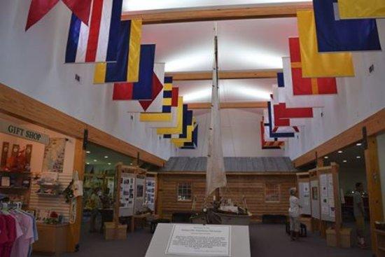Deltaville, VA: Inside Museum