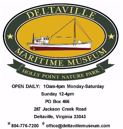 Deltaville, VA: Museum Contact Info