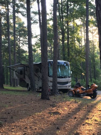 Atlanta, TX : Camping and kayaking