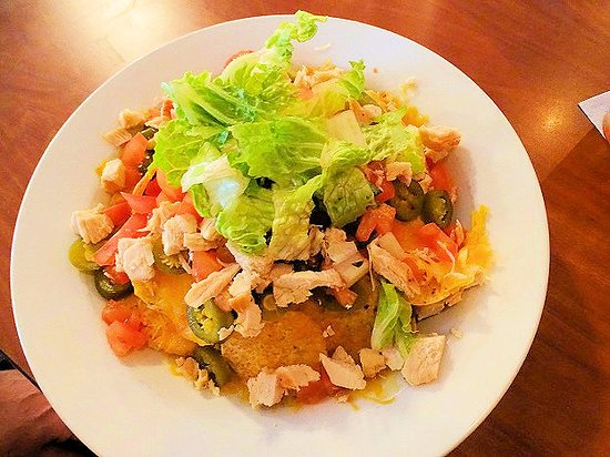 Mauldin, SC: chicken nachos