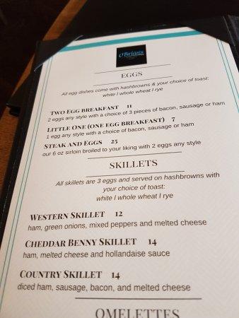 Foto de O'Brians Restaurant & Grill