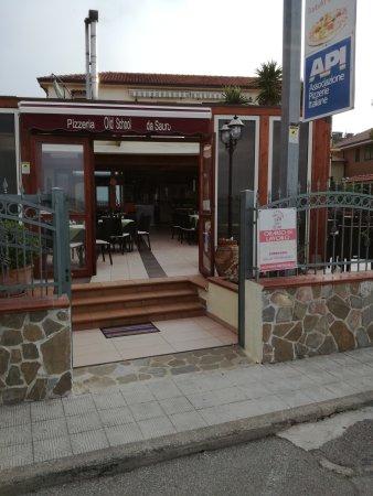 Pizzeria Old School da Sauro