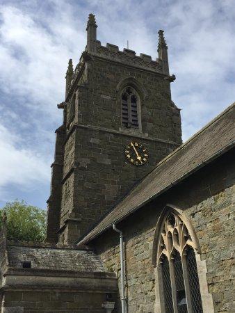 Horncastle, UK: All Saints Church West Ashby