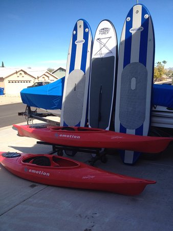 Mesa, AZ: Inflatable Paddleboards