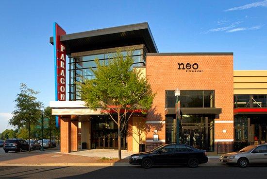 Paragon City Center 12: Neo Kitchen + Bar At Paragon City Center