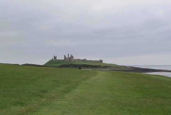 View from Craster