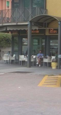 Seriate, Italy: Esterno del bar