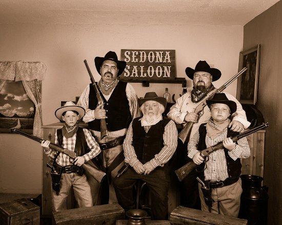 Sedona Olde Time Photos