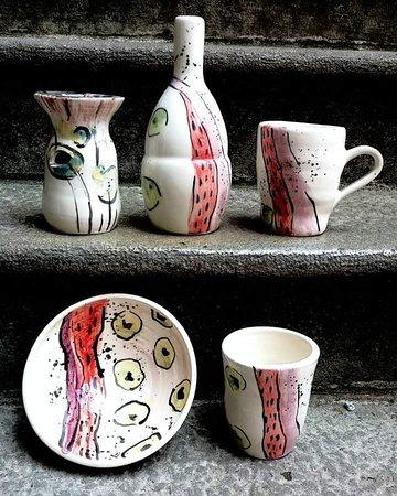 Labin, Croatie : ALLEGRO hand made ceramics atelier