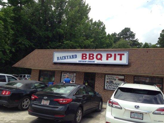 photo1.jpg - Picture of Backyard BBQ Pit, Durham - Tripadvisor