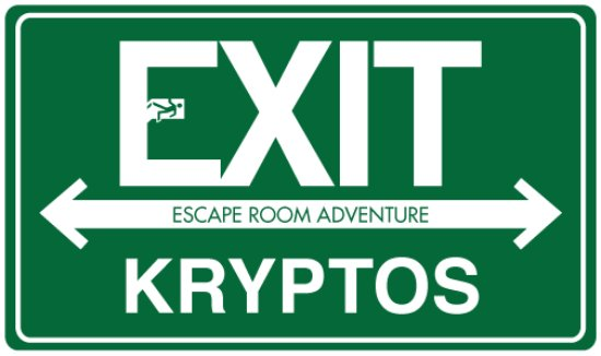 Springville, UT: Formerly Exit Gameplan now we are Exit Kyrptos- but the fun escape room experiences is the same!