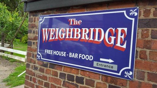Alvechurch, UK: Pub Sign