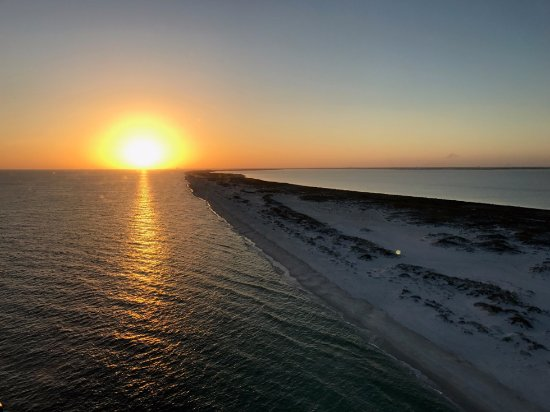 Hang Ten Helicopters: Fort Pickens Beach