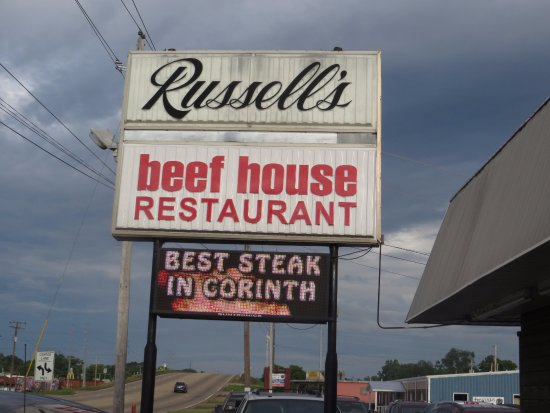 Corinth, Mississippi: Easy access on US Hwy 72