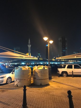 OLD SOUK BY NIGHT IN RAMADHAN - Picture of Old Kuwaiti Souq