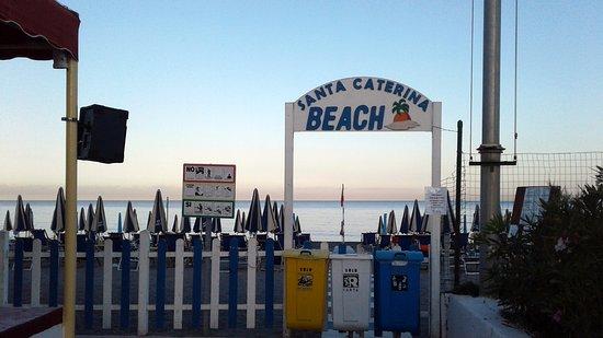 Unforgettable stay on Tirreno beach