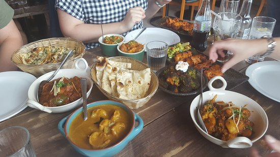 Indian Food Delivery Kingston Upon Thames