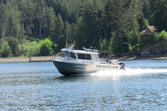 Sooke, Canada: Goin Coastal Fishing Vessel