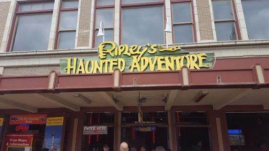 Ripley S Haunted Adventure San Antonio 2019 All You