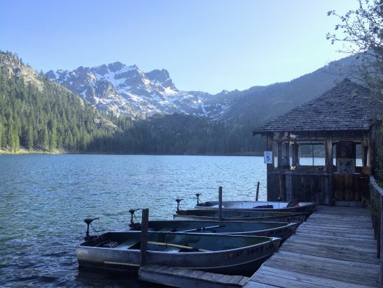 Sierra City, Kalifornien: Sardine Lake Resort