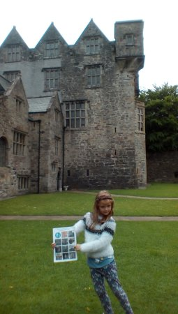 Donegal Town, Irlanda: The challenge