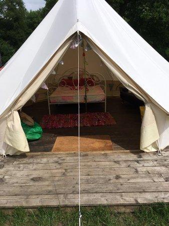 tinkerbells bell tents