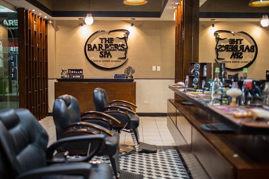 "The Barber""s Spa"