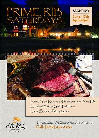 Carson, WA: Saturday Special