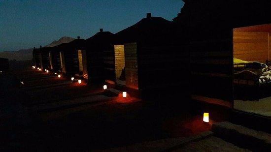 Rum Nabatean Camp