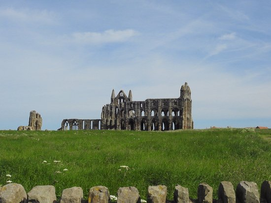 Whitby Abbey: the classic view, captured by Victorian artists and writers
