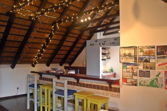 Saint Francis Bay, Republika Południowej Afryki: Communal Kitchen