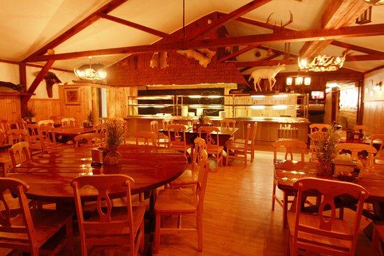 Waterville, بنسيلفانيا: Happy Acres Restaurant