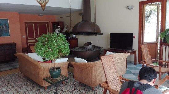 Tsilaosa Hotel and Spa: Acceuil