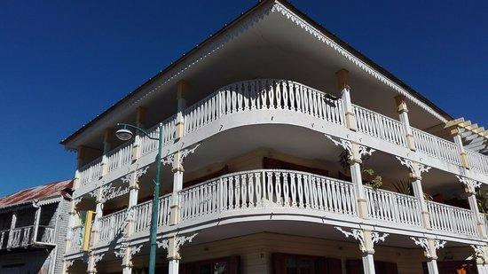Tsilaosa Hotel and Spa: Extérieur
