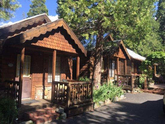 Sierra City, Kalifornien: The Buttes Resort