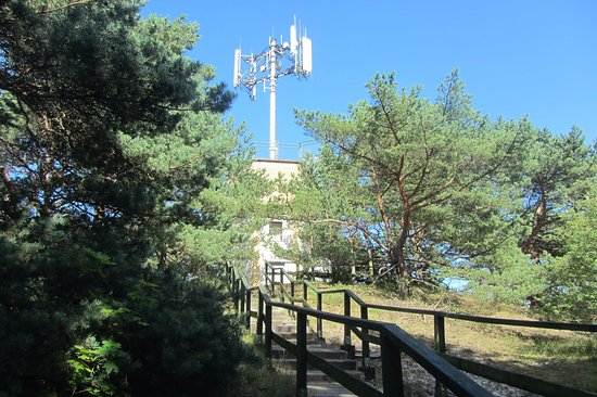 Observation tower in Jurata