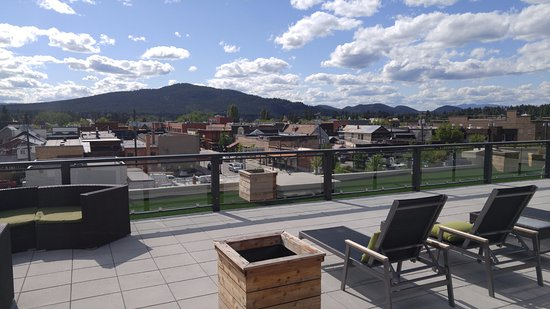 The Firebrand Hotel Rooftop