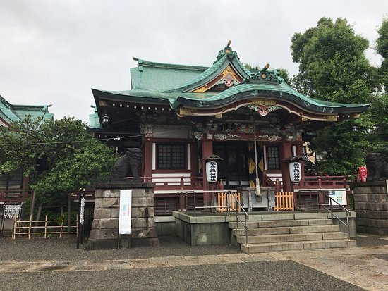 Hiraisuwa Shrine