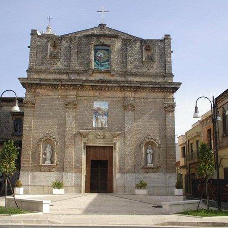 San Vito dei Normanni, Италия: Chiesa di Santa Maria della Mercede