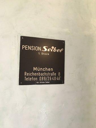 Foto de Pension Seibel